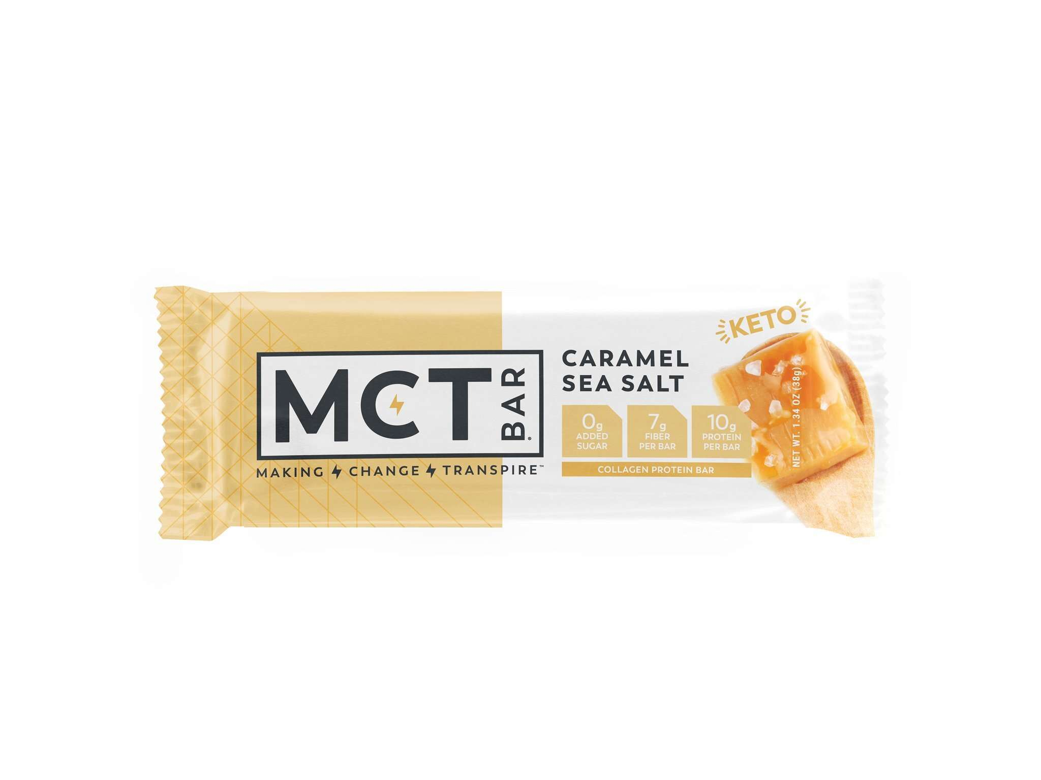 Sweet MCT Bar on Father's Day