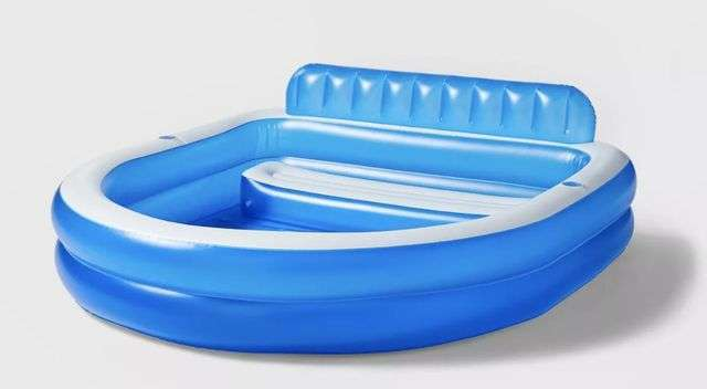 Inflatable Pool Party