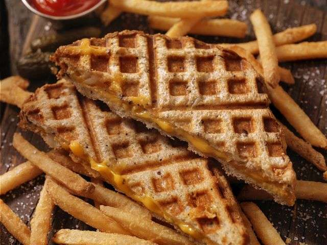 The Waffle New York Cateres