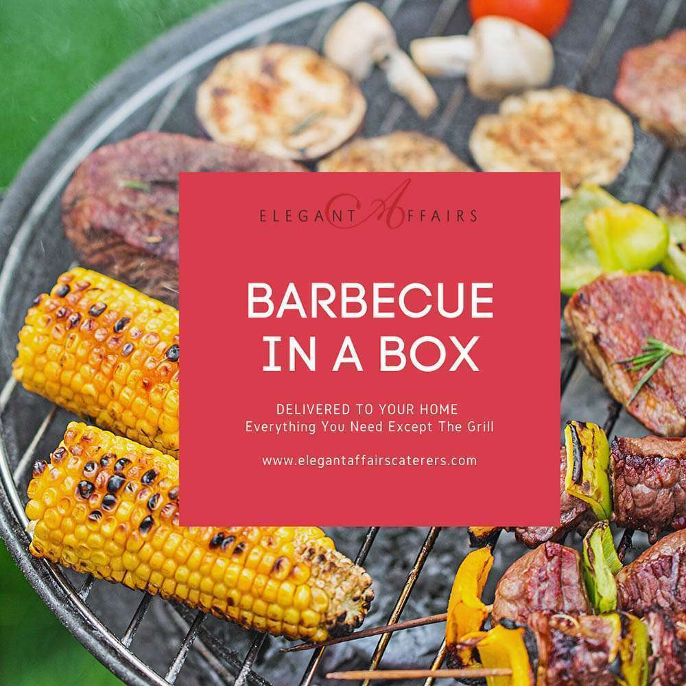 BBQ In a Box By Elegant Affairs Caterers