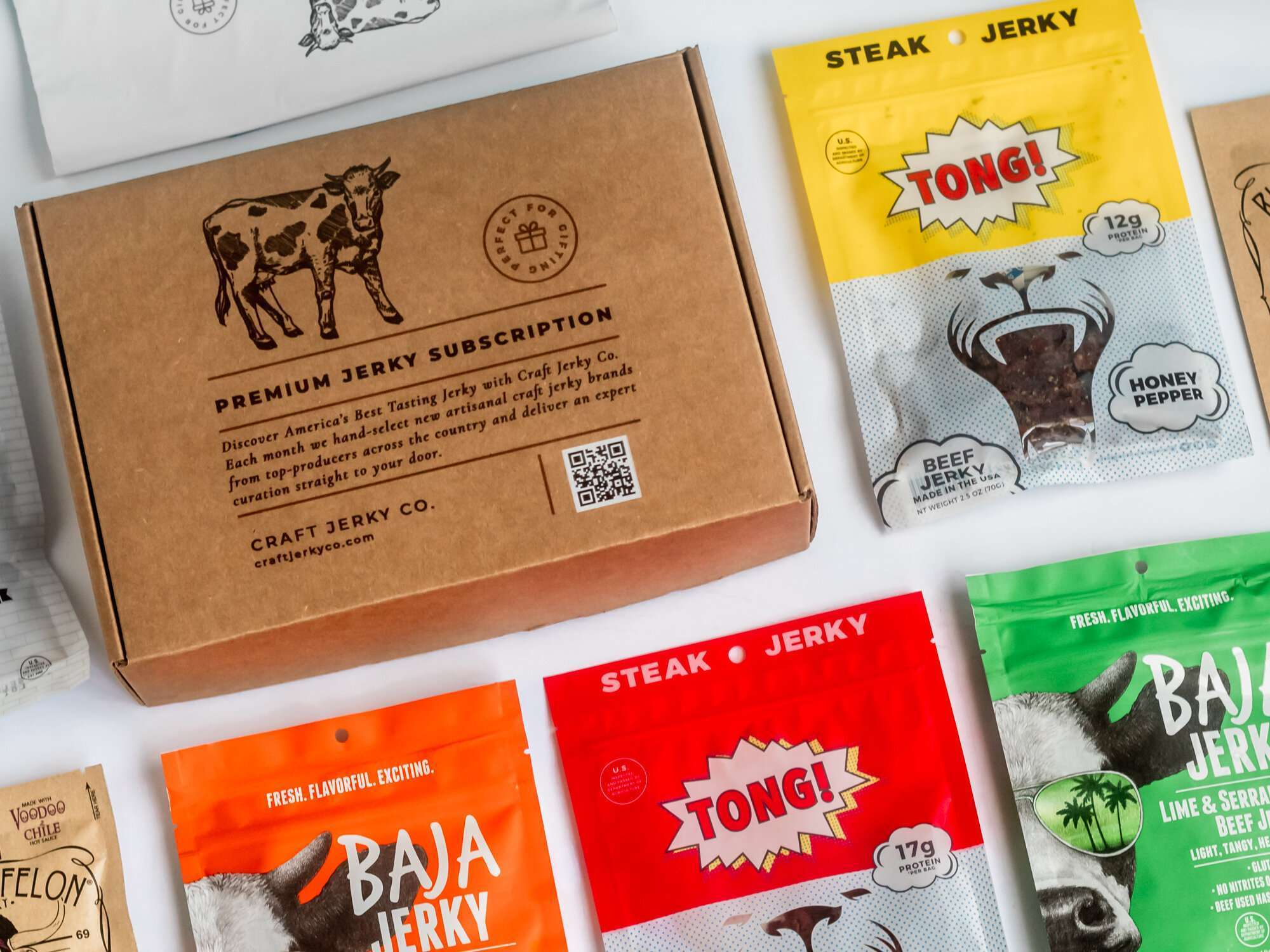 Gift Craft Jerky to your father on This father's Day