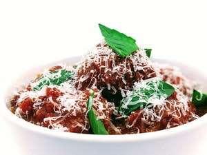 Meatballs Marinara Mozzarella
