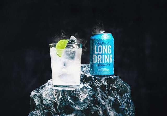 citrus soda with a premium liquor kick