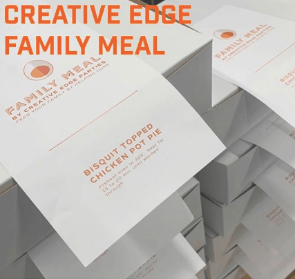 family-style meals for home delivery