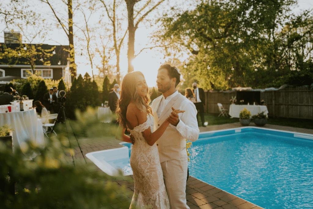 Most Unique Hamptons Wedding