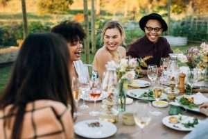 Ultimate Al Fresco Dinner Party