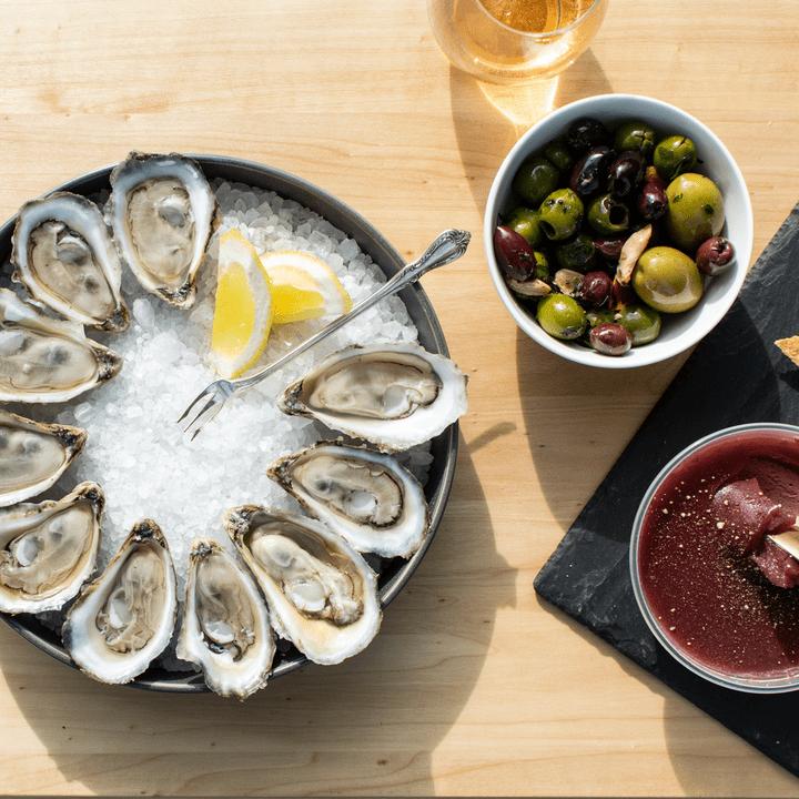 Seafood Roast Hamptom