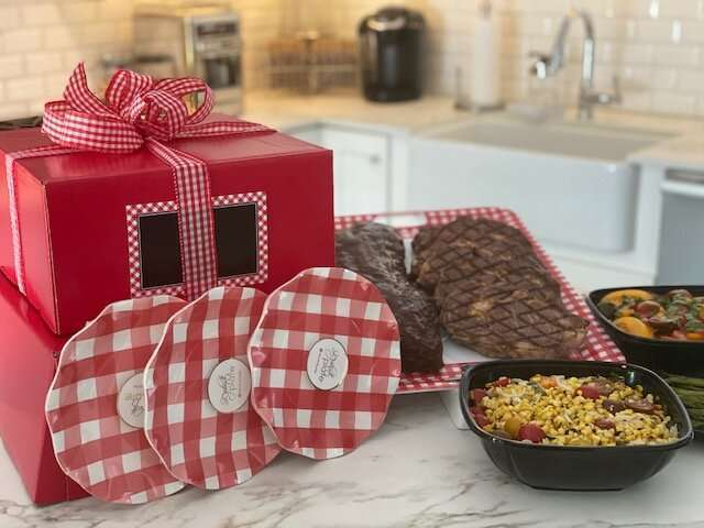 Create Your Own BBQ in a Box By Andrea Correale