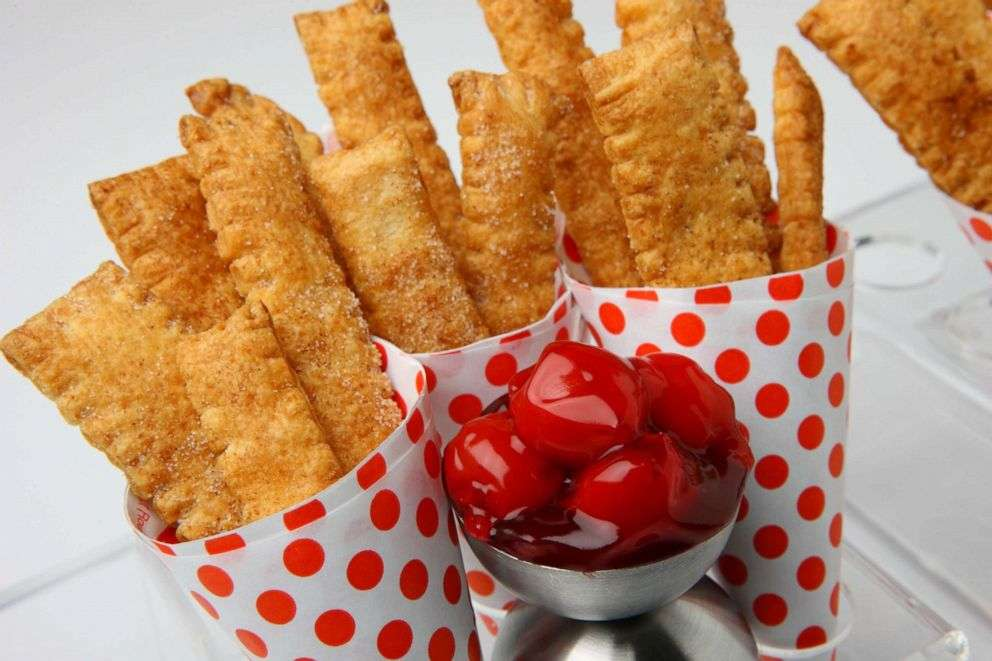 Pie fries Recipe By Andrea Correale