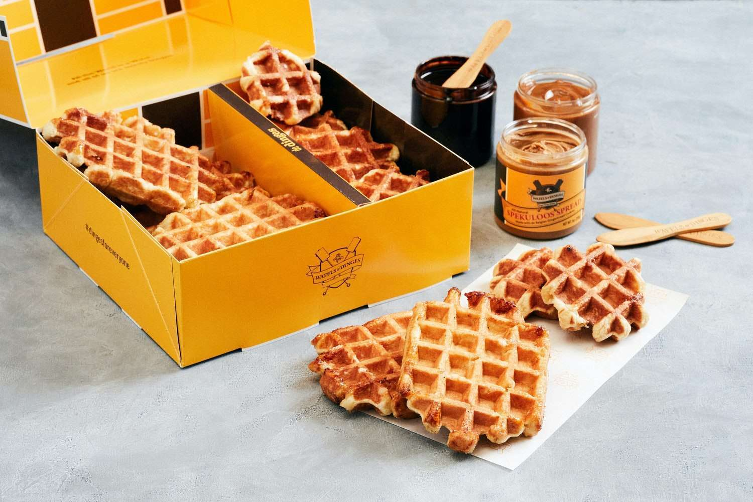 Waffels and Dinges