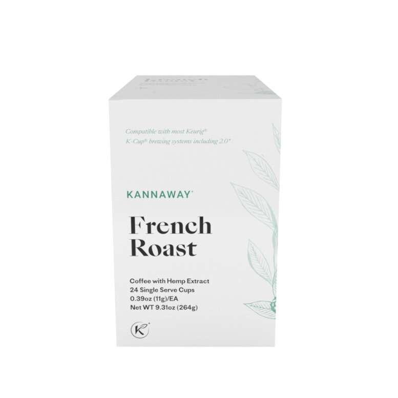Refreshing gift French Roast Coffee