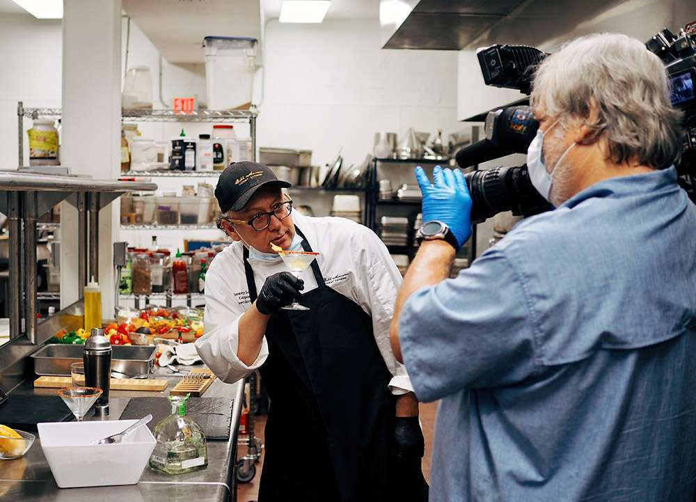 Advice From Chef Dewey LoSasso on Covid Crisis