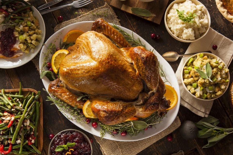 Thanksgiving Celebration Hampton